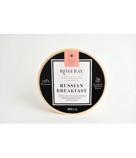 Иван-чай ROSEBAY RUSSIAN BREAKFAST черный прессованный медальон, 365 г