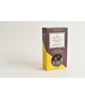 Конфета ягодная ROSEBAY Острое Настроение в темном шоколаде, 80 г