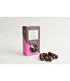 Конфета ягодная ROSEBAY Сладкая Гармония в темном шоколаде, 80 г