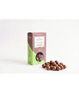 Конфета ягодная ROSEBAY Киссс в молочном шоколаде, 80 г