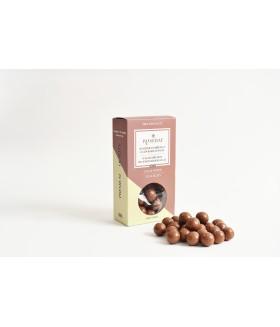 Конфета ягодная ROSEBAY Сила Кедра в молочном шоколаде, 100 г