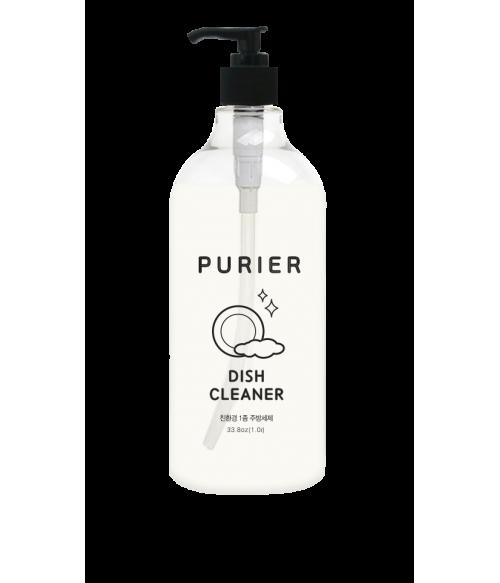 Эко-очиститель «PURIER», для фруктов, овощей, посуды и кухонных поверхностей, 1000мл