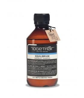 TOGETHAIR MEETING NATURE / Equilibrium Shampoo 250ml / Очищающий Шампунь-детокс против перхоти