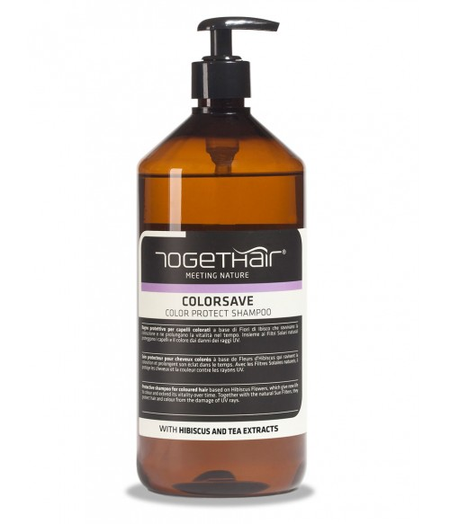 TOGETHAIR MEETING NATURE / Colorsave Shampoo 1000ml / Шампунь для защиты цвета окрашенных волос