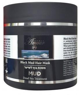5069  Грязевая маска для волос  Black Mud Hair Mask, 250 мл, 7290011988692