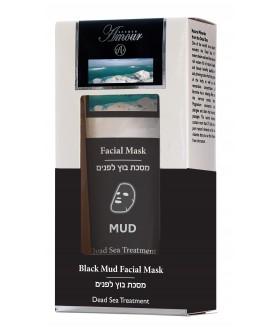 5407 Грязевая маска для лица  Black Mud Facial Mask 100 мл, 7290016361254
