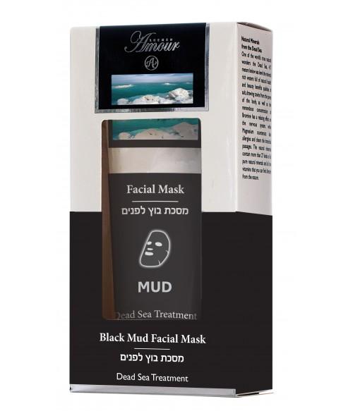 5449 Грязевая маска  Black Mud Peel off mask, 100 мл, 7290016361889