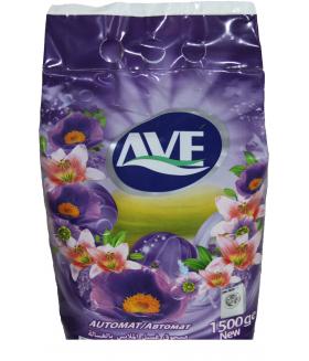 Порошок  стиральный автомат AVE Automate Laundry Detergent powder 1500 гр