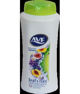 Шампунь для нормальных волос AVE Shampoo Fruity Mix, объем упаковки 750 мл