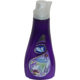 Кондиционер для стирки белья Ave Fabric Softener (пурпурный) 1000 мл