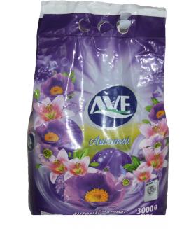 Порошок  стиральный автомат AVE Automate Laundry Detergent powder 3000 гр