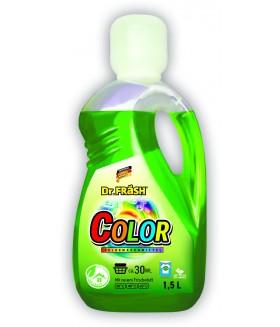 Dr.Fräsh Гель для стирки цветного белья Color 1,5 л, 30 стирок