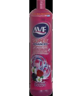 """Жидкость для мытья посуды 1000 мл торговой марки """"AVE"""" (Малина и цветы)"""