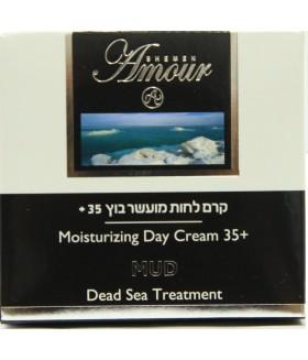 5122 Грязевой увлажняющий крем  Black Mud 35 + Moisturizing Day Cream, 50 мл, 7290011850760